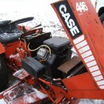 Repower a Case Ingersoll garden tractor