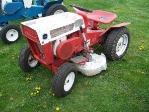 Sears or Craftsman garden tractor